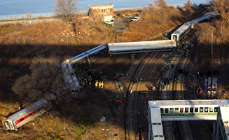 NY Train Accident