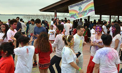 Dallas Tx Holi 2014